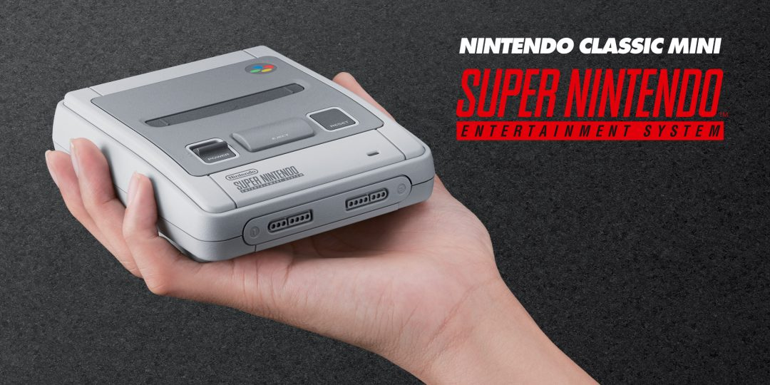 Recensione Nintendo Classic Mini: Super Nintendo Entertainment System